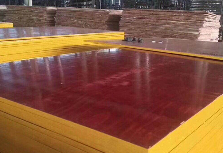 涵洞用建筑红模板