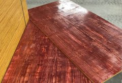 建筑木模板8层大红板