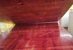 建筑模板9层红模板