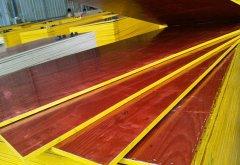 红模板批发7层8层板材