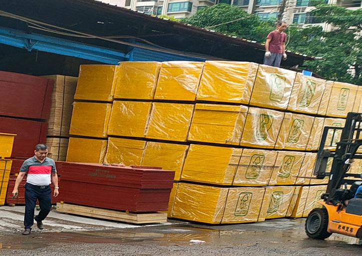 柳州建筑模板经销商