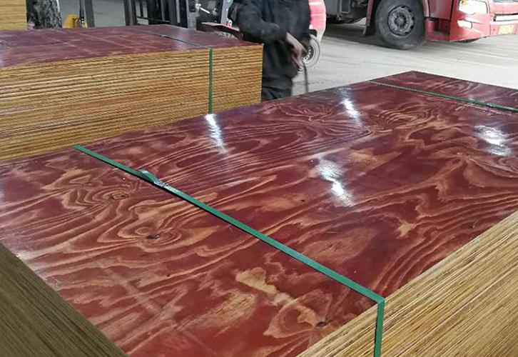 建筑红模板尺寸多大